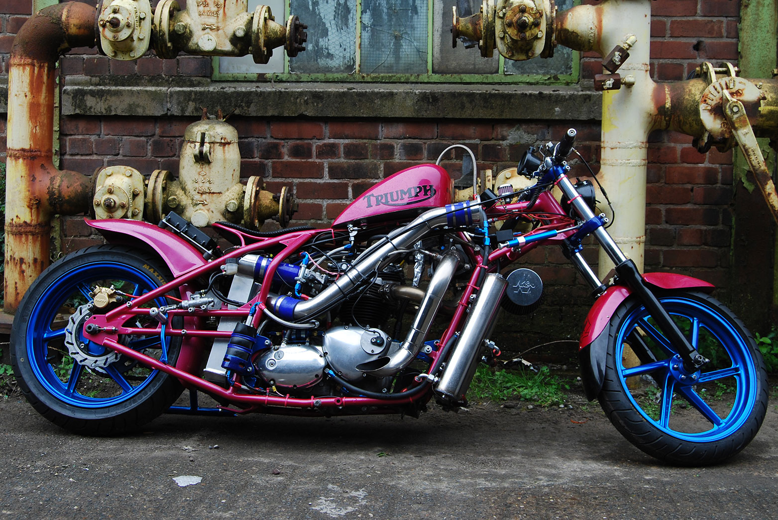 National Chopper Club - Celebrating over 45 years of custom motorcycling